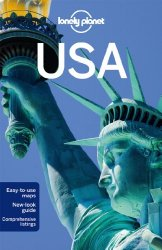 Lonely Planet USA book
