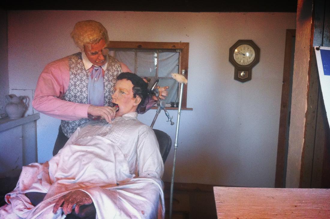 Cowboy Town dentist