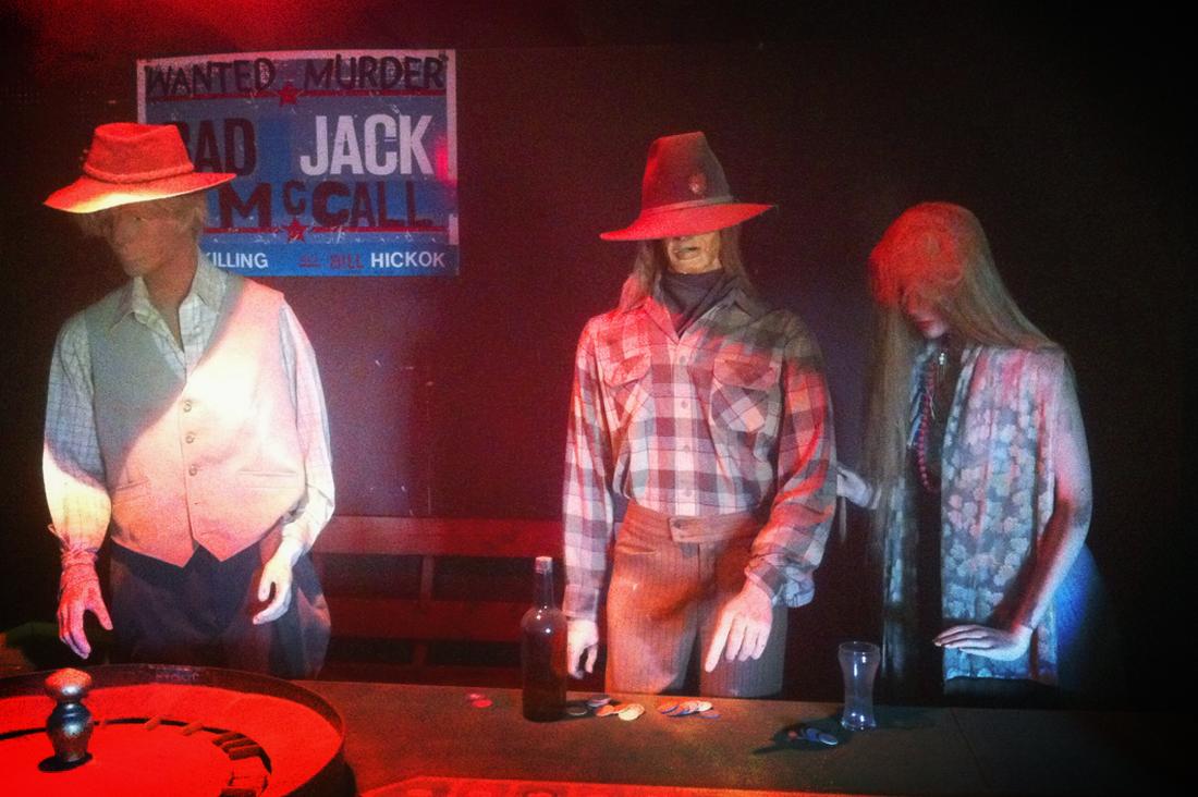 Cowboy Town saloon