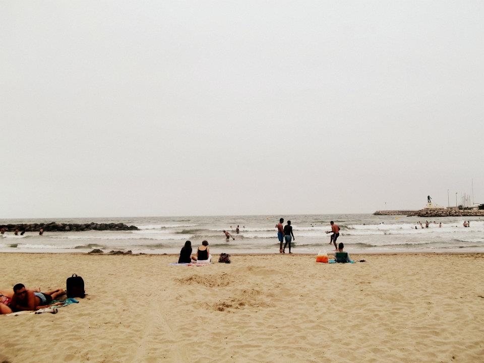 Palavas-les-Flots Beach