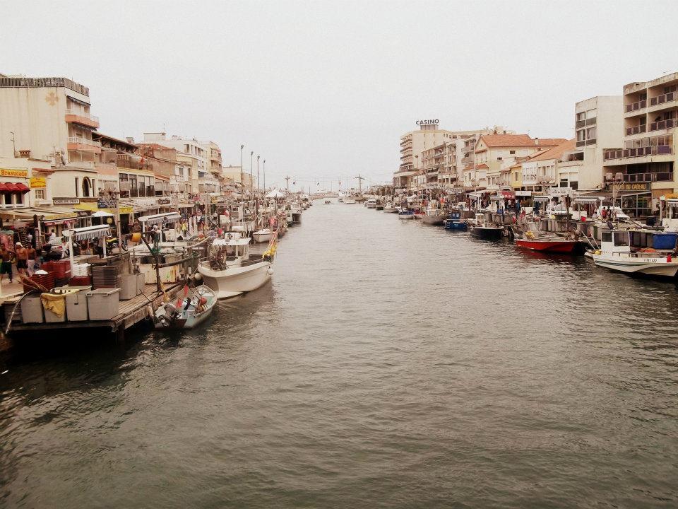 Palavas-les-Flots Pier