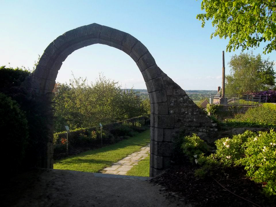 Archway in Normandy