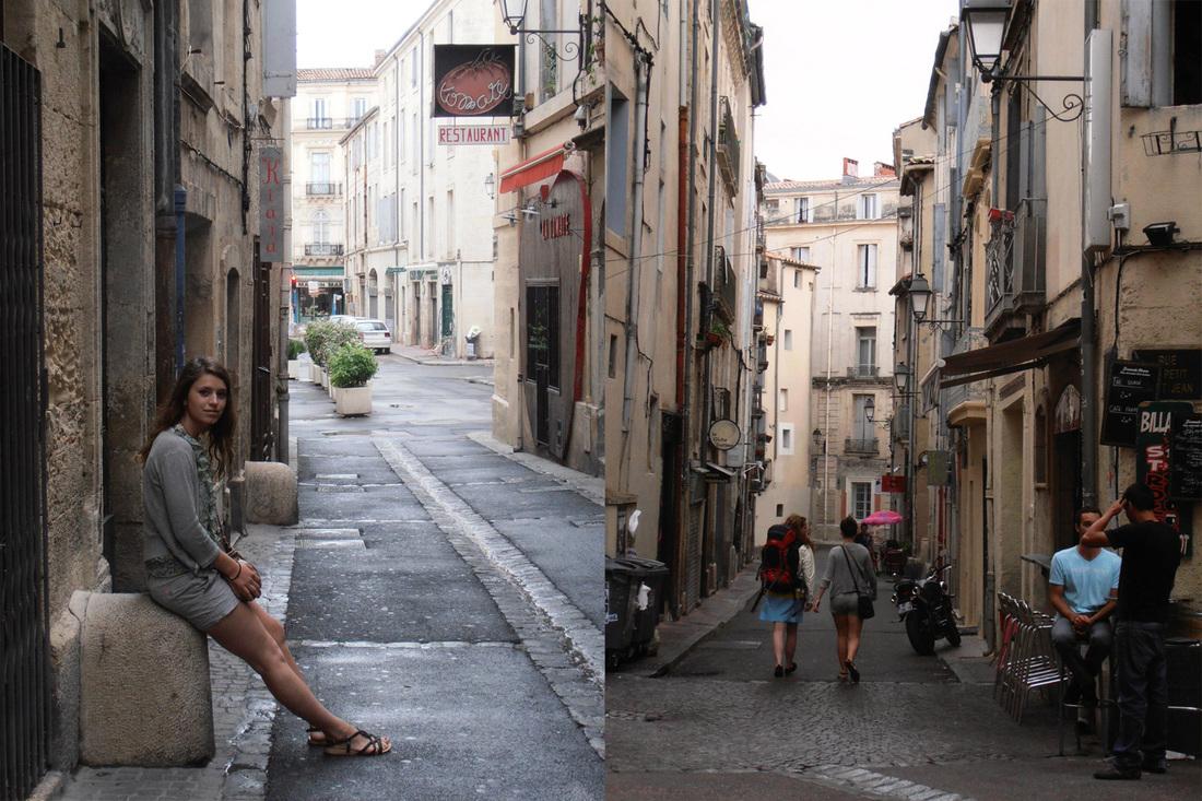 Montpellier Alley