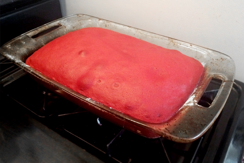 Jon Snow cake pops baked