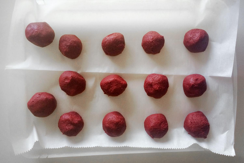 Jon Snow cake pops balls