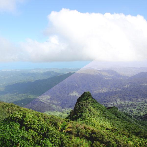 Puerto Rico Photoshop