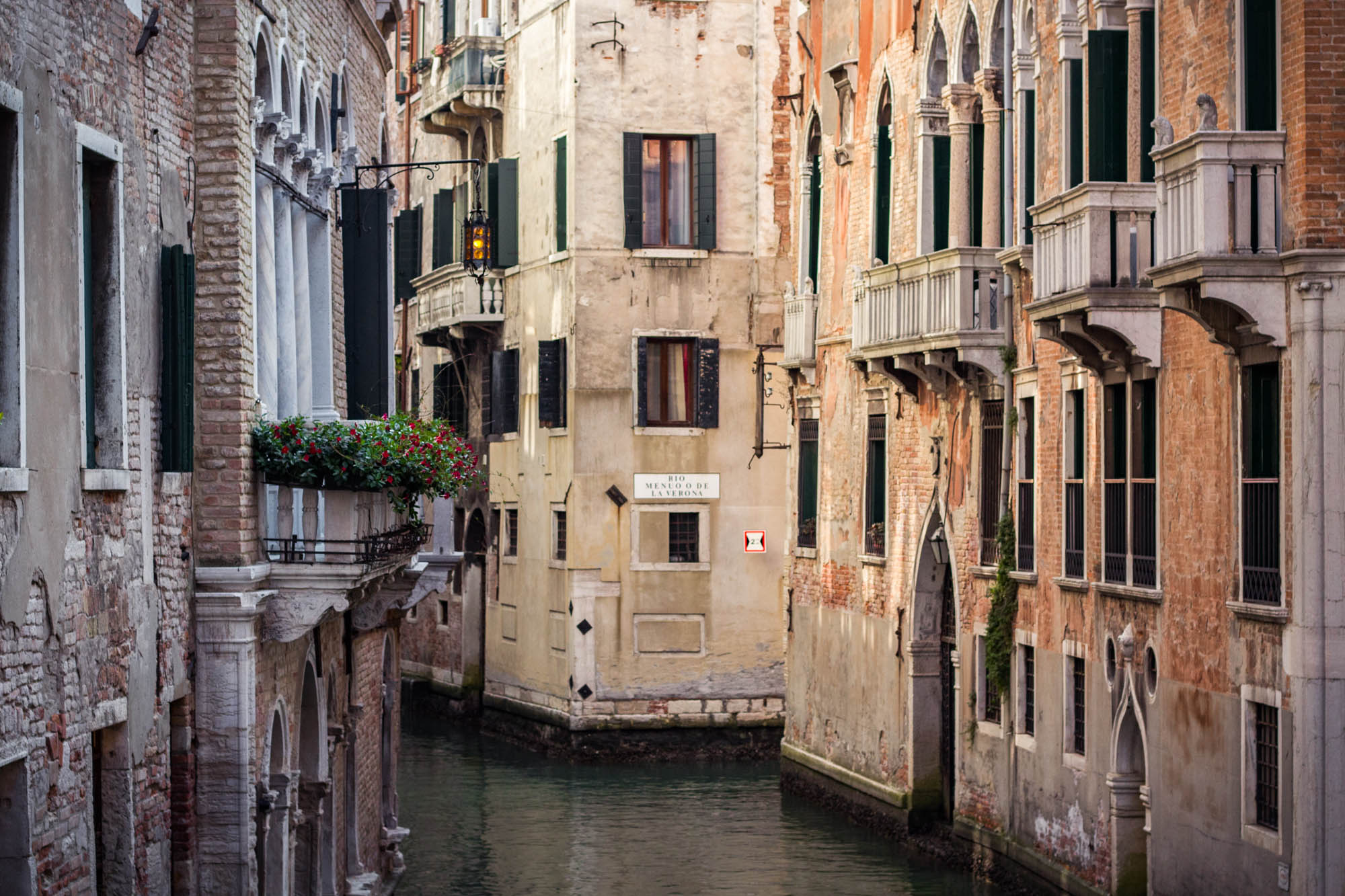 Scenic Venice by Broke Girl's Diary