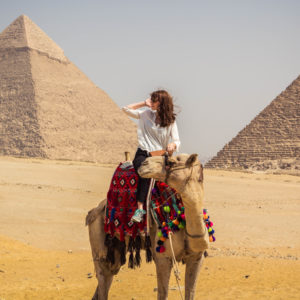 Solo Travel in Egypt Part 1: With a Tour Guide