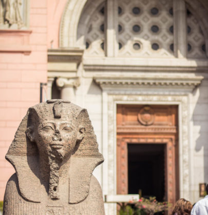 Solo Travel in Egypt Part 2: On My Own in Cairo