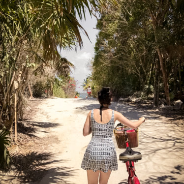 Getaway to Tulum, Mexico