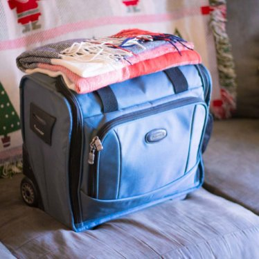 Personal Item Packing List for a Week in Europe (Winter)