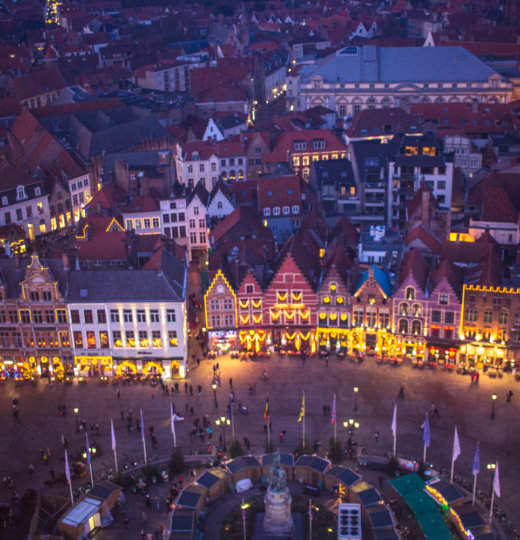 Fookin' Bruges
