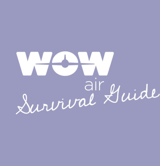 WOW Survival Guide: How I Flew to London for $69